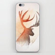 Sunlight Deer iPhone & iPod Skin