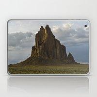 Shiprock, New Mexico. Laptop & iPad Skin
