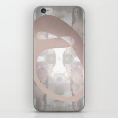 Sexz mask iPhone & iPod Skin