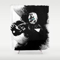 Iron Man: Shadow Edition… Shower Curtain