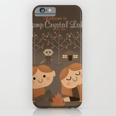 welcome to camp crystal lake Slim Case iPhone 6s