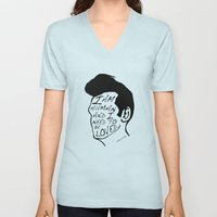 How soon is now? Unisex V-Neck
