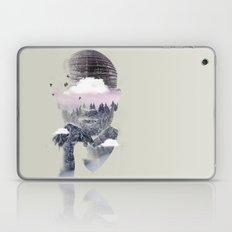 Contemplating Dome Laptop & iPad Skin
