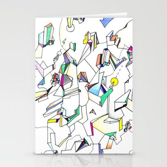 Tumult Stationery Card