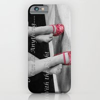 iPhone & iPod Case featuring The right Shoes by Captive Images Photography
