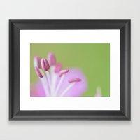 Tenderness 272 Framed Art Print