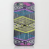 iPhone & iPod Case featuring RIZE by KATE KOSEK
