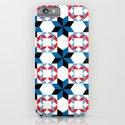 Blue Rhapsody - By  SewMoni iPhone & iPod Case
