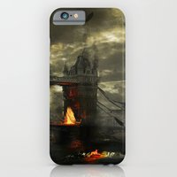 Thames Battle iPhone 6 Slim Case