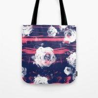 Roses & Skulls Tote Bag