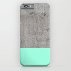 Sea on Concrete Slim Case iPhone 6s