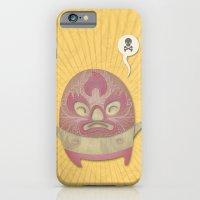 Death Luchador iPhone 6 Slim Case