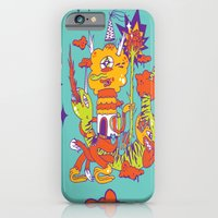 iPhone & iPod Case featuring Steady Casting Spells by Frenemy
