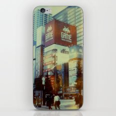 Tokyo Dreaming Polaroid iPhone & iPod Skin