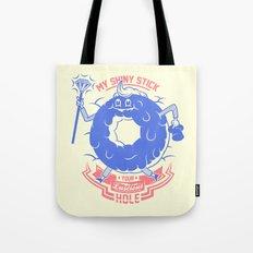 Mischievous donut Tote Bag
