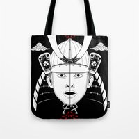Perfect Samurai Slice Tote Bag