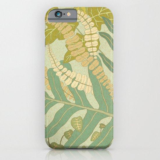Ferns iPhone & iPod Case