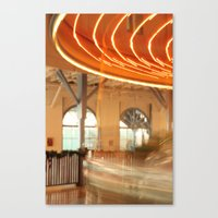 Out of Control Canvas Print