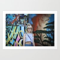 Youth In Revolt Art Print