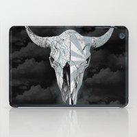Bull Skull iPad Case