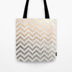 GOLD & SILVER  Tote Bag