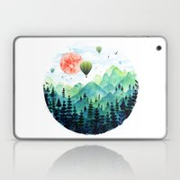 Roundscape Laptop & iPad Skin