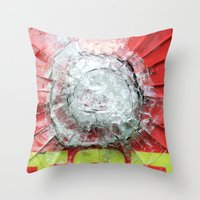 re-store Throw Pillow