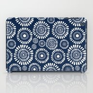 iPad Case featuring Flowers Daisies 1 by Yesgmd