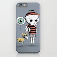 iPhone & iPod Case featuring Skull Kid by Kazze