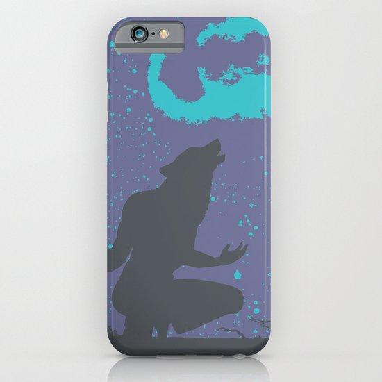 The Werewolf of Saddle Creek iPhone & iPod Case