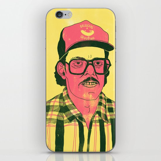 Sausage Man iPhone & iPod Skin