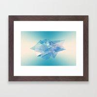 Untrue Framed Art Print