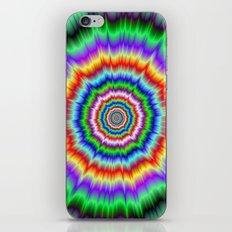 Eye Boggling Explosion iPhone & iPod Skin