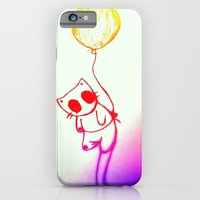 Balloon Animal (color) iPhone 6 Slim Case