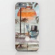 Alice Goes To California iPhone 6 Slim Case