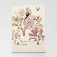 Prayer Woods Stationery Cards