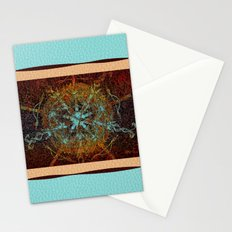 Ancient Watermark Stationery Cards