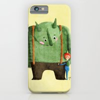 iPhone & iPod Case featuring Dear Troll by Viu.