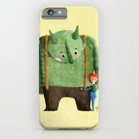 Dear Troll iPhone 6 Slim Case