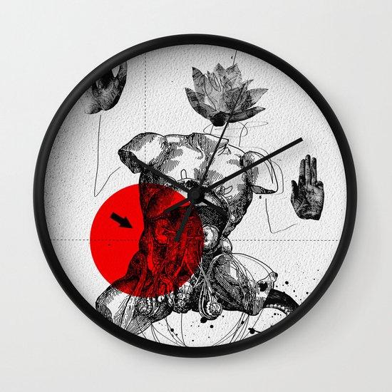 The Body Wall Clock