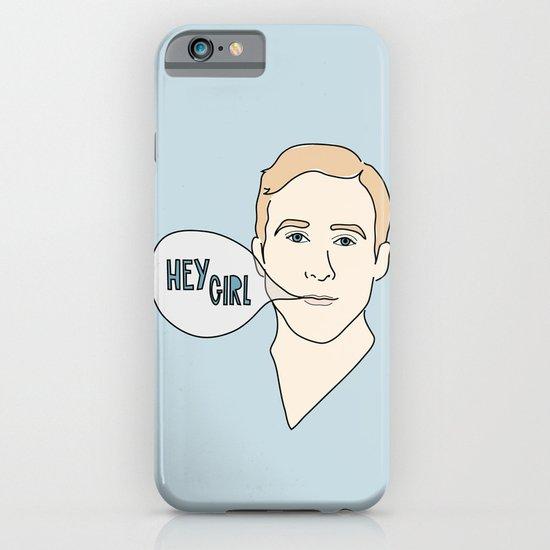 Hey Girl iPhone & iPod Case