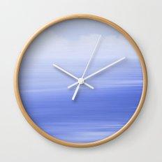 Dedicated to Summer No.2 Wall Clock