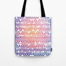 Sunset tribal Tote Bag