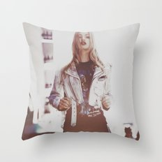 of a certain vintage Throw Pillow