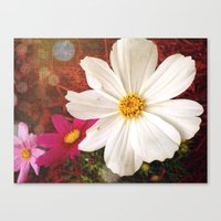 The Light of Spring Canvas Print