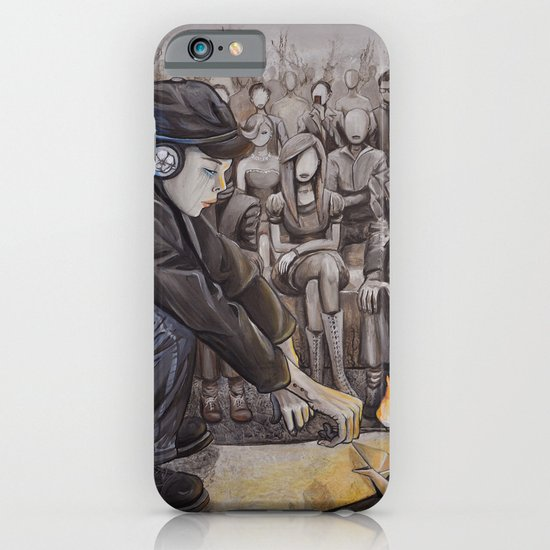 Audience 1 iPhone & iPod Case