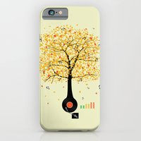 iPhone & iPod Case featuring Sounds of Nature by David Bastidas