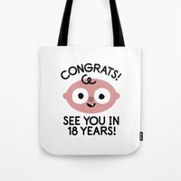 Apparently Tote Bag