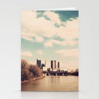 Columbus Ohio 2 Stationery Cards
