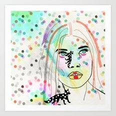 Sherona Dandy Art Print